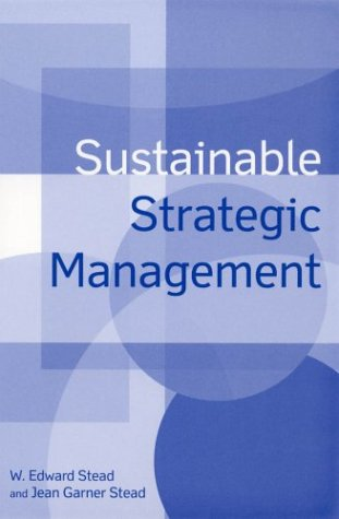 9780765611314: Sustainable Strategic Management
