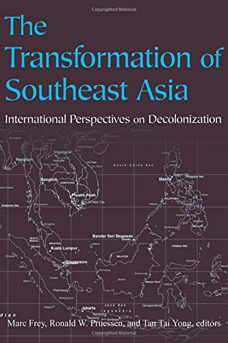 9780765611390: The Transformation of Southeast Asia