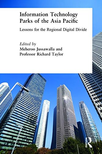 9780765611437: Information Technology Parks of the Asia Pacific: Lessons for the Regional Digital Divide