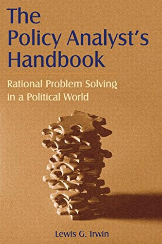 9780765612939: The Policy Analyst's Handbook: Rational Problem Solving in a Political World