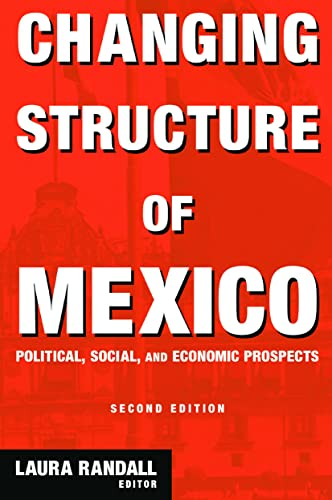 9780765614056: Changing Structure of Mexico: Political, Social and Economic Prospects (Columbia University Seminar)