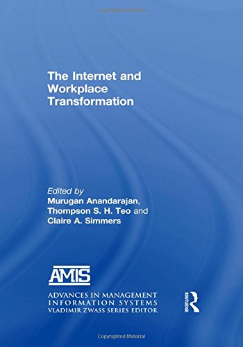 9780765614452: The Internet And Workplace Transformation (Advances in Management Information Systems)