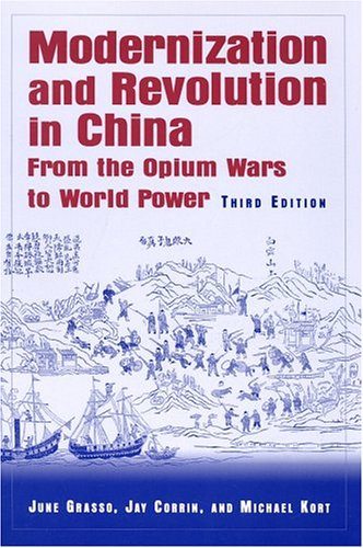 9780765614476: Modernization and Revolution in China
