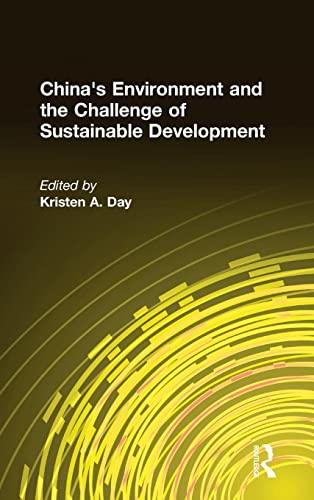 9780765614704: China's Environment and the Challenge of Sustainable Development (East Gate Books)
