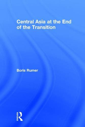 9780765615756: Central Asia at the End of the Transition