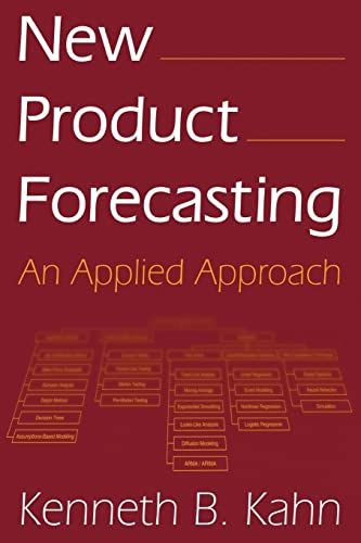 9780765616104: New Product Forecasting: An Applied Approach