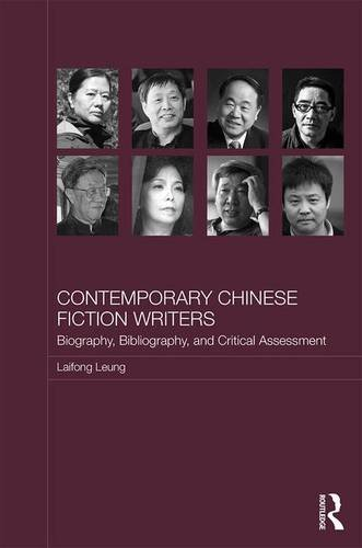 9780765617606: Contemporary Chinese Fiction Writers: Biography, Bibliography, and Critical Assessment