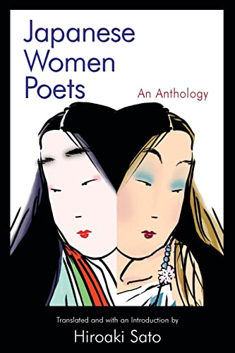Japanese Women Poets: An Anthology (Paperback): Hiroaki Sato