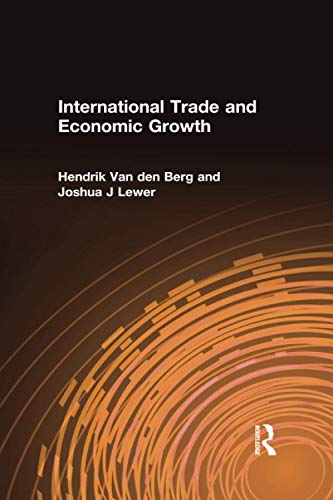 9780765618030: International Trade and Economic Growth