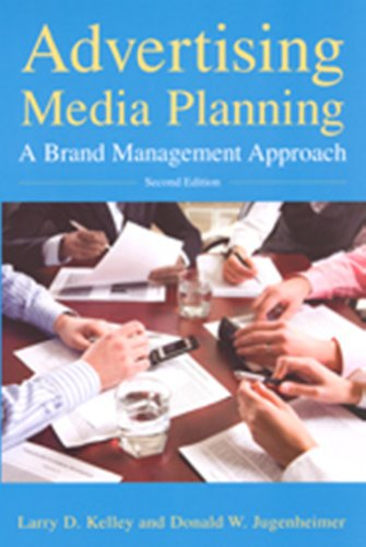 9780765620330: Advertising Media Planning: A Brand Management Approach