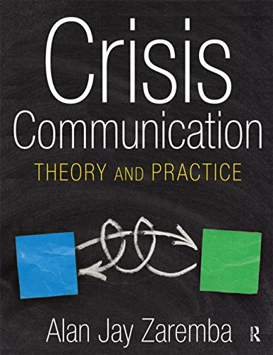 9780765620514: Crisis Communication: Theory and Practice