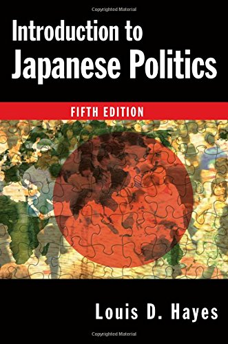 9780765622785: Introduction to Japanese Politics (East Gate Books)