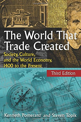 9780765623553: The World That Trade Created: Society, Culture and the World Economy, 1400 to the Present