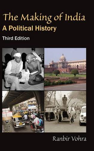 9780765623669: The Making of India: A Political History