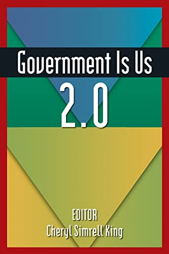 9780765625021: Government is Us 2.0