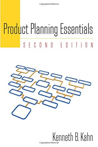 9780765626080: Product Planning Essentials