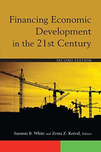 9780765627827: Financing Economic Development in the 21st Century