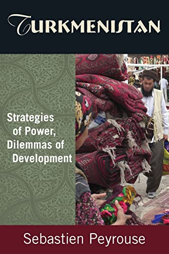 9780765632036: Turkmenistan: Strategies of Power, Dilemmas of Development