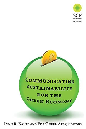 9780765636812: Communicating Sustainability for the Green Economy