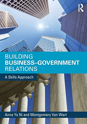 Building Business-Government Relations, Anna Ni