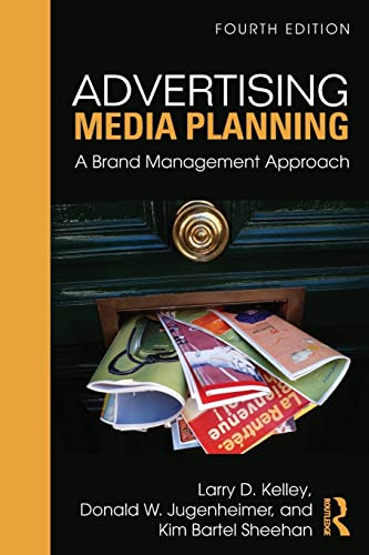 9780765640901: Advertising Media Planning: A Brand Management Approach