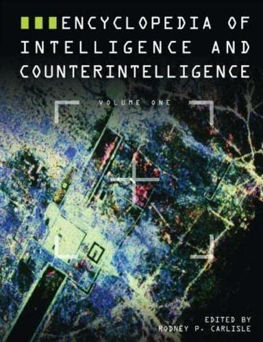 9780765680686: Encyclopedia of Intelligence and Counterintelligence