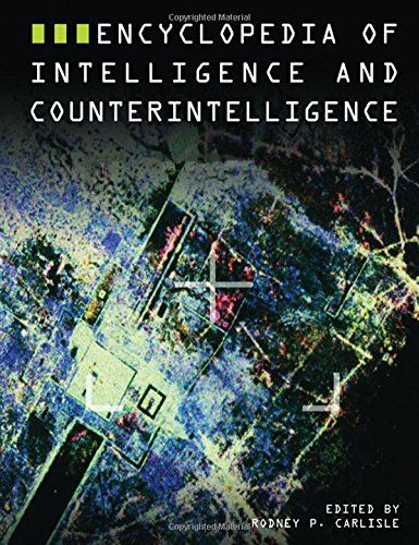 9780765680686: Encyclopedia of Intelligence and Counterintelligence