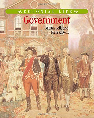 9780765681126: Government (Colonial Life)