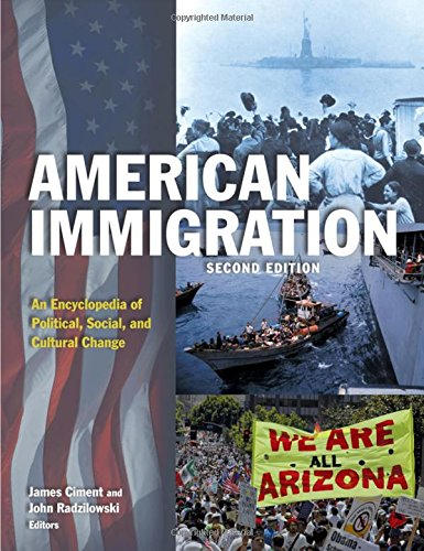 9780765682123: American Immigration: An Encyclopedia of Political, Social, and Cultural Change (2nd edition) 4-volume set