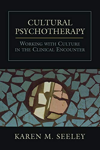 9780765700353: CULTURAL PSYCHOTHERAPY Working with Culture in the Clinical Encounter