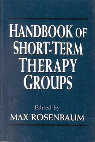 9780765700452: Handbook of Short-Term Therapy Groups (Master Work Series)