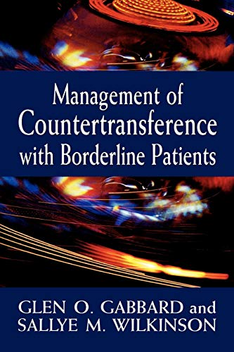 9780765702630: Management of Countertransference with Borderline Patients