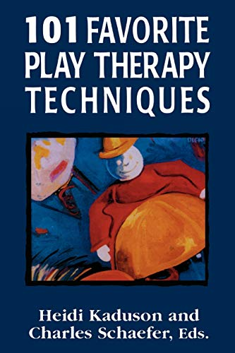 9780765702821: 101 Favorite Play Therapy Techniques (Child Therapy)