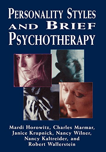 9780765703507: Personality Styles and Brief Psychotherapy