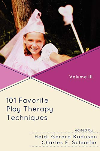 9780765707994: 101 Favorite Play Therapy Techniques (Child Therapy (Jason Aronson))