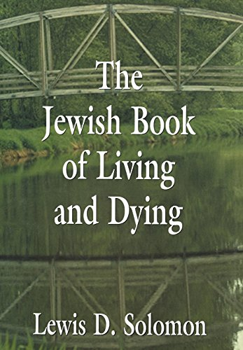 9780765761019: The Jewish Book of Living and Dying