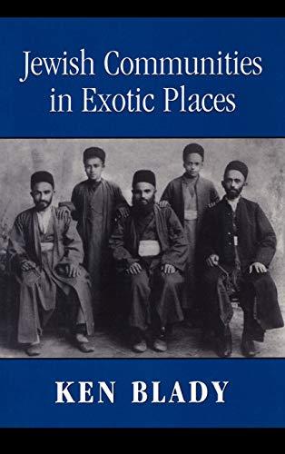9780765761125: Jewish Communities in Exotic Places