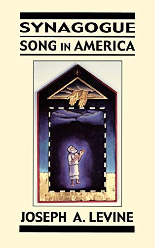 9780765761392: Synagogue Song in America