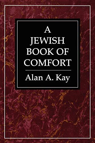 9780765799623: A Jewish Book of Comfort