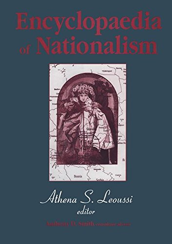 9780765800022: Encyclopaedia of Nationalism
