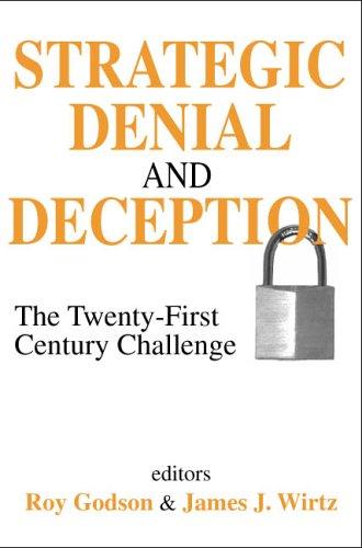 9780765801135: Strategic Denial and Deception: The Twenty-First Century Challenge