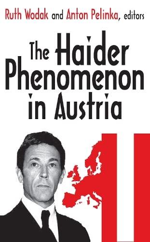 Haider Phenomenon In Austria (Hb)