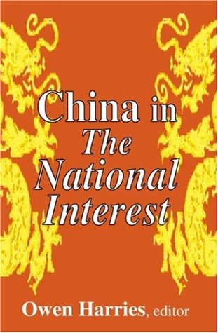 9780765801579: China in The National Interest