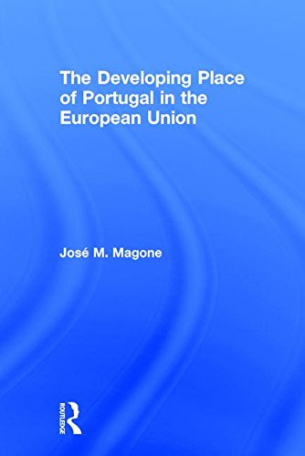 9780765802064: The Developing Place of Portugal in the European Union