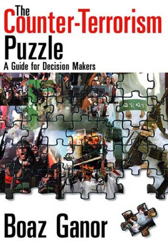 9780765802989: The Counter-Terrorism Puzzle: A Guide for Decision Makers