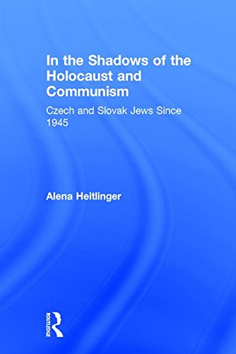 In the Shadows of the Holocaust and: Heitlinger, Alena