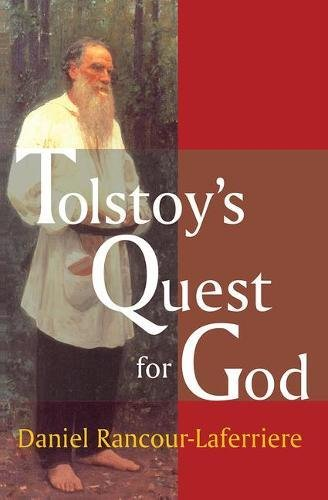 9780765803764: Tolstoy's Quest for God