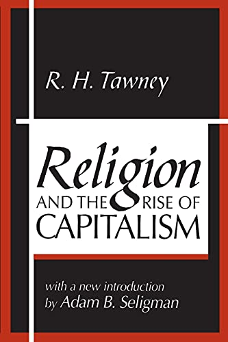 9780765804556: Religion and the Rise of Capitalism