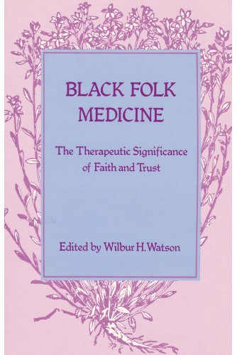 9780765804600: Black Folk Medicine: The Therapeutic Significance of Faith and Trust