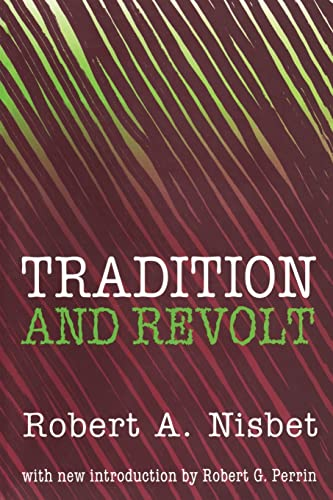 9780765804860: Tradition and Revolt